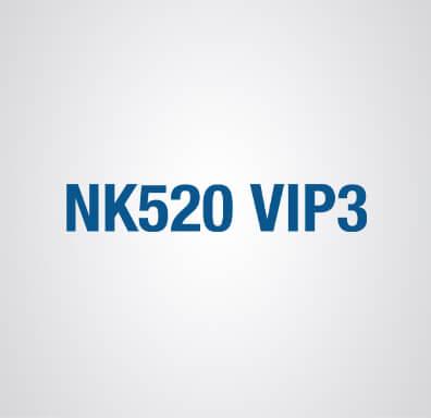 Logomarca da semente de milho NK 520 VIP 3