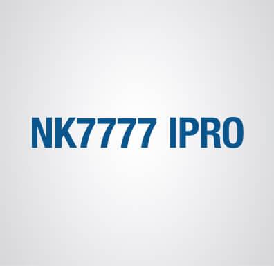 Logomarca da semente de soja NK 7777 - IPRO