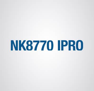 Logomarca da semente de soja NK 8770 IPRO