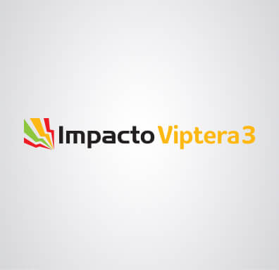 Logomarca da semente de milho Impacto Viptera 3