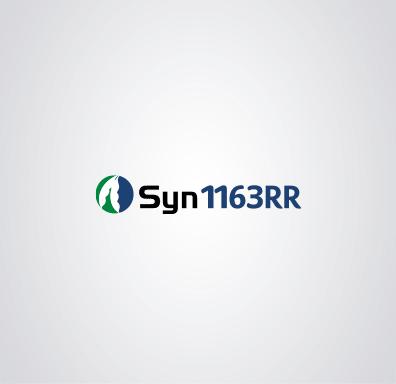 Logomarca da semente de soja Syn 1163RR