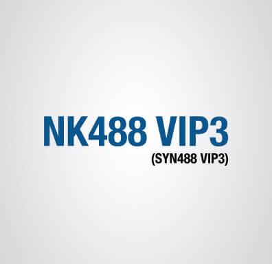 Logomarca da semente de milho NK 488 VIP3
