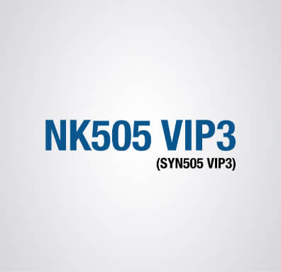 Logomarca da semente de milho NK 505 VIP3
