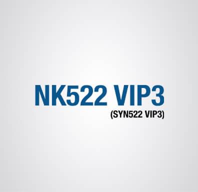 Logomarca da semente de milho NK 522 VIP3