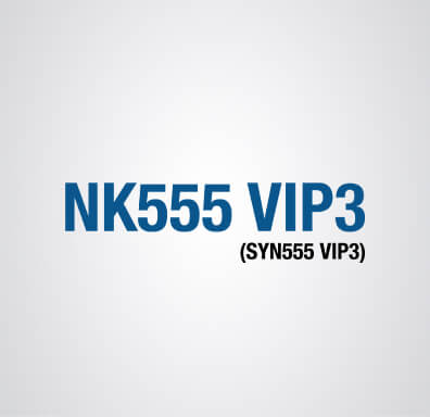 Logomarca da semente de milho NK 555 VIP3