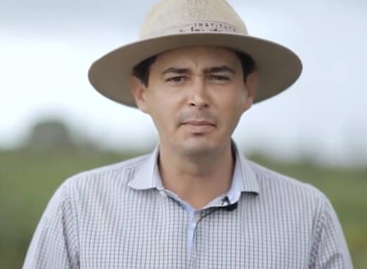 Nedio Tormen, de Planaltina (DF), alerta sobre a importância do manejo de doenças