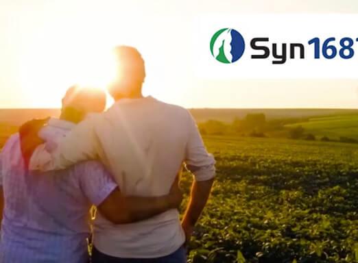 Hora de plantar segurança e colher alta produtividade com a SYN 1687 IPRO