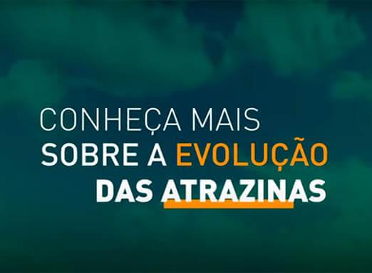 Conheça mais sobre a evolução das atrazinas