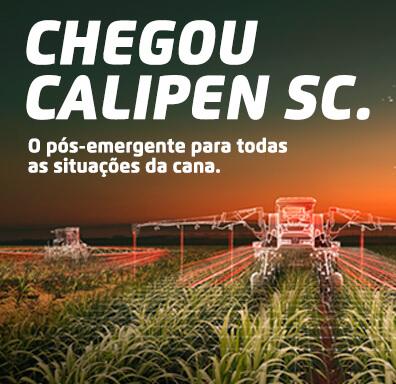 Banner do herbicida Calipen SC