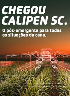 Banner do herbicida Calipen
