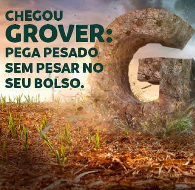 Banner do herbicida Grover