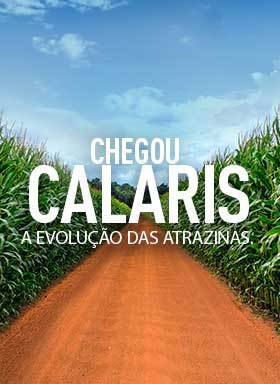 Banner do herbicida Calaris