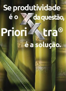 Banner do fungicida Priori Xtra