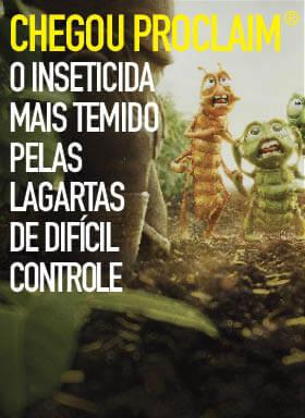 Banner do inseticida Proclaim