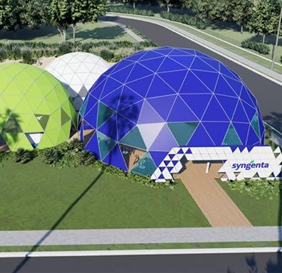 Imagem da Feira Virtual 360° Syngenta