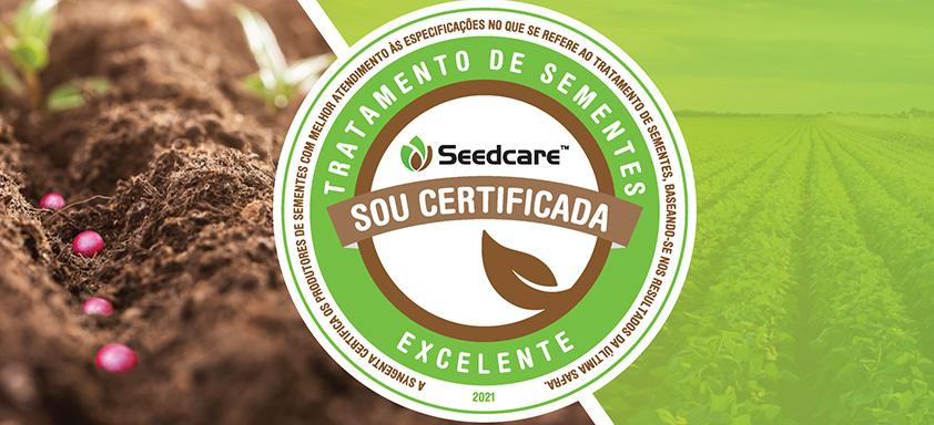 Tratamento de sementes: praticidade e segurança na escolha.