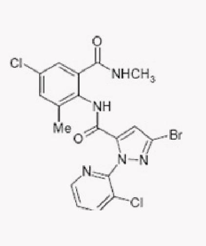 Molécula: Chlorantranilprole 45 g ai /L; Grupo químico: DIAMIDAS