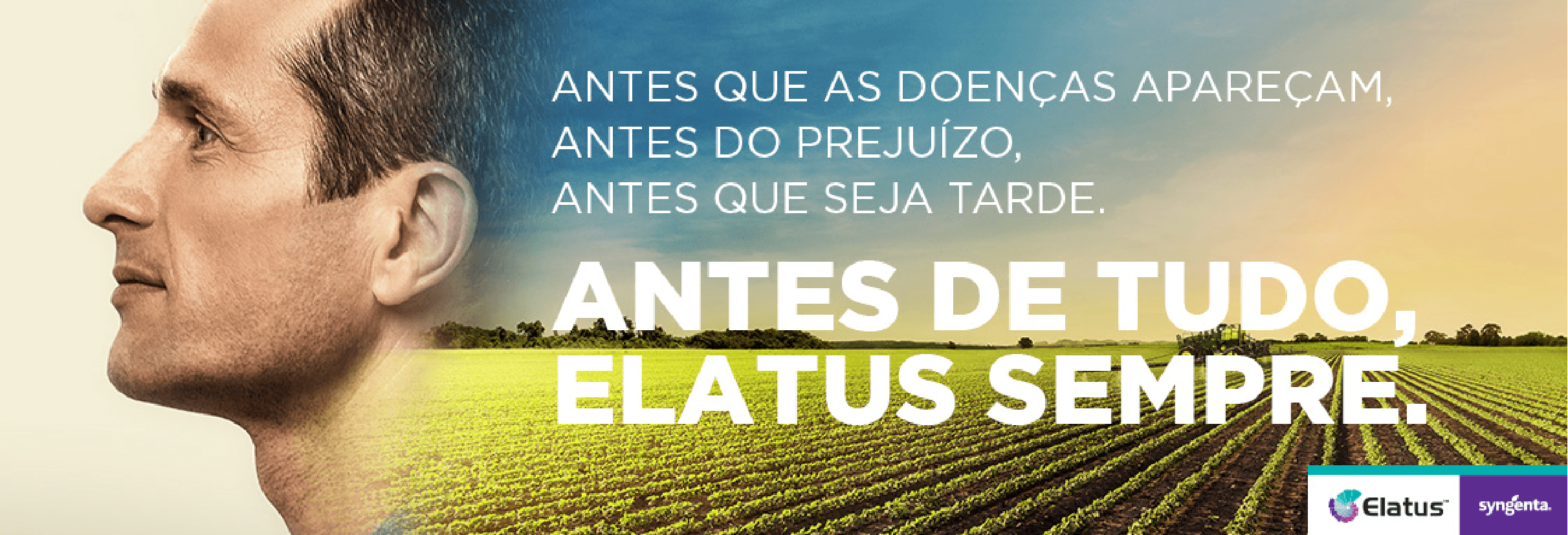 Antes de tudo, Elatus sempre