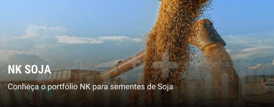 Conhela o portfólio NK para sementes de soja