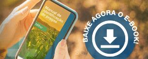 Baixe agora o e-book. Conheça o mais completo Manual de Identificação de Pragas do Milho, desenvolvido pela NK.