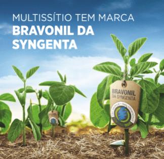 Multissítio tem marca, Bravonil da Syngenta