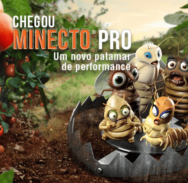 Minecto Pro. Um novo patamar de performance.