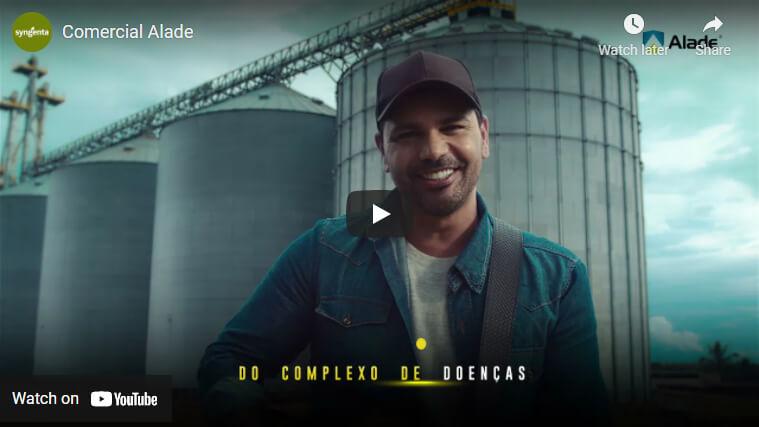 Assista ao vídeo da campanha